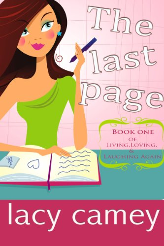 Lacy Camey's The Last Page Is Our New Romance of the Week Sponsor!