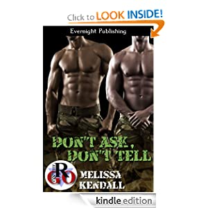 Amazon.com: Don't Ask, Don't Tell (Romance on the Go) eBook: Melissa Kendall: Kindle Store