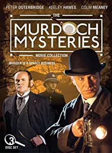 Murdoch Mysteries: Movie Collection