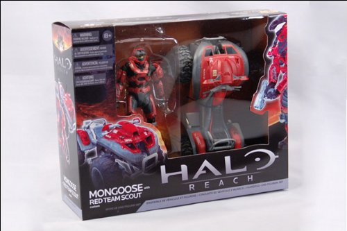 Halo Reach Vehicles: Mongoose Forge World Box Set
