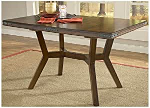 arbor hill extension dining table colonial chestnut tables