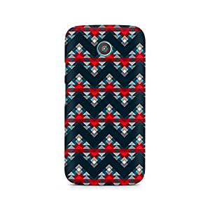 TAZindia Printed Hard Back Case Cover For Moto X