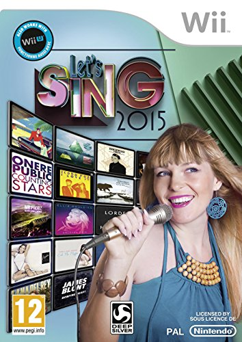 Let's Sing 2015 (ATPEGI) (Wii() Picture