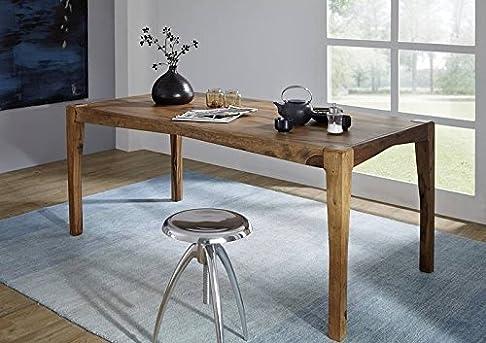 Tavolo da pranzo 160 x 85 cm ANCONA #0102 Sheesham/mobili in legno di palissandro