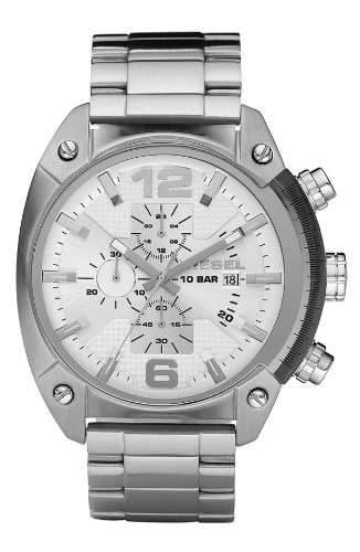 Diesel Watches Advanced (Silver)