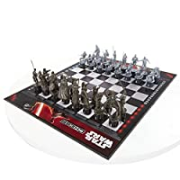 Star Wars Force of awakening chess game