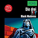 Black Madonna: Englisch lernen ab dem 3. Lernjahr (Die drei ???) Hörbuch von Astrid Vollenbruch Gesprochen von: Brian Munatones