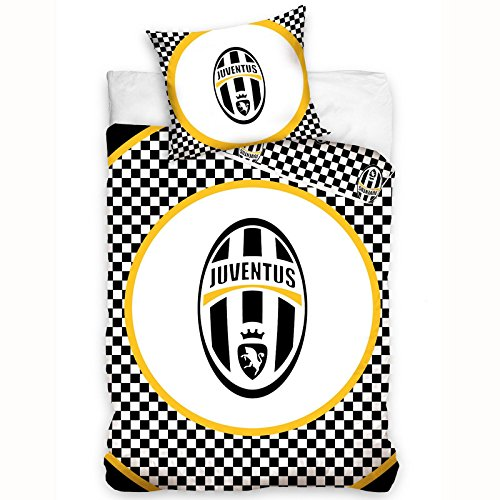 juventus-checked-single-us-twin-cotton-duvet-cover-and-pillowcase-set