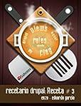 Recetario Drupal: receta # 3
