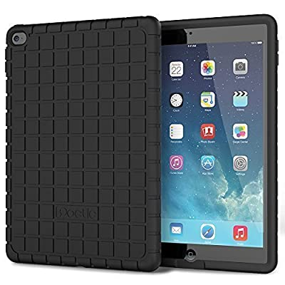 iPad Air 2 Case - Poetic iPad Air 2 Case [GraphGRIP Series] - [Lightweight] [GRIP] Protective Silicone Case for Apple iPad Air 2 from Poetic