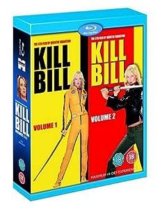Kill Bill 1 And 2 [BLU-RAY]