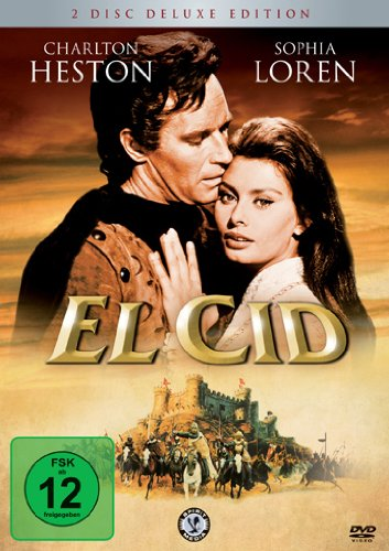 El Cid [Deluxe Edition] [2 DVDs]