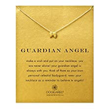 "buy Dogeared Guardian Angel Wings Gold Dipped Reminder 16"" Boxed Necklace"