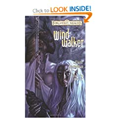 Windwalker (Forgotten Realms: Starlight & Shadows 3) by Elaine Cunningham