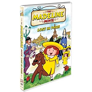 The Madeline Movie: Lost In Paris