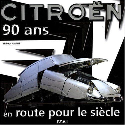 Les livres sur la marque Citroen 51cdi2VLVwL._SS500_