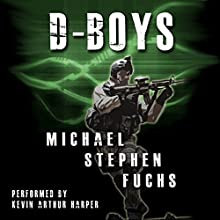 D-Boys (       UNABRIDGED) by Michael Stephen Fuchs Narrated by Kevin Arthur Harper