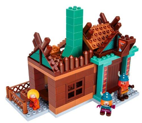 BIG 57067 – Playbig Bloxx Wickie Halvars Haus jetzt bestellen