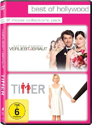 Best of Hollywood - 2 Movie Collector's Pack: Verliebt in die Braut / Timer [2 DVDs]