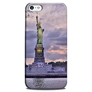 StyleO iPhone 5S/ iPhone 5 designer case and printed mobile back cover Statue of liberty
