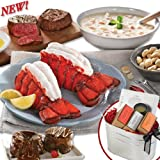 Lobster Gram's Premium Surf & Turf Gift Bucket by Lobster Gram
