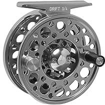 New 2012 Redington Drift Fly Reel 5/6 Titanium