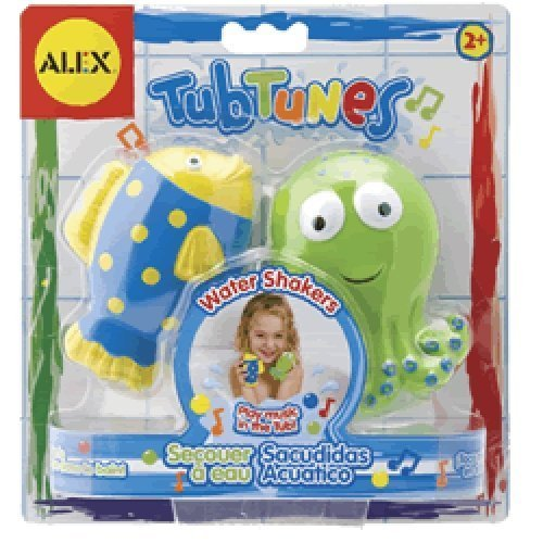 Tub Tunes Water Shakers (Set of 2)