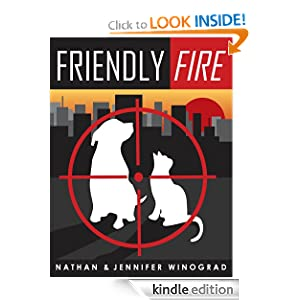 Friendly Fire Jennifer Winograd