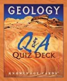 Geology Q & A Knowledge Cards™ (0764911058) by Barbara Tewksbury