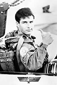 Top Gun Poster Tom Cruise (61cm x 91,5cm)