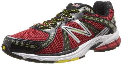 New Balance Men's M780 D V3 Indoor Multisport Court Shoes Red Rouge (Red/Black (640)) 6.5 (40.5 EU)