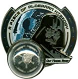 Disney Pin 84974 Star Wars 'Piece' of Alderaan History LE 1000 Pin Darth Vader Our Finest Hour