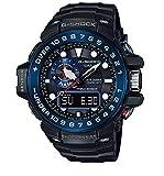 Casio Herren-Armbanduhr G-Shock Superior Series Digital Quarz Resin GWN-1000B-1BER