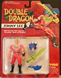 Double Dragon Jimmy Lee Action Figure