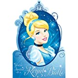 Cinderella Invitations (8) Invites Princess Disney Birthday Party