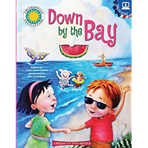 Down the Bay - a Smithsonian American Favorites Book (with easy-to-download, sing-along audiobook and sheet music)