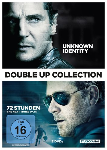 Double Up Collection: Unknown Identity / 72 Stunden - The Next Three Days [2 DVDs]