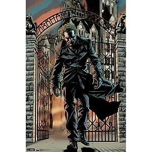 Joker Batman Comic Poster Joker Comic Poster