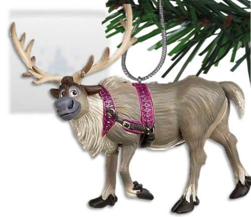'Sven the reindeer' Holiday Ornament