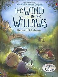 Originals: Illustrated Wind in the Willows (Usborne Illustrated Story Collections) (Usborne Illustrated Originals)