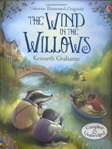 Originals: Wind in the Willows (Usborne Illustrated Originals)