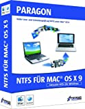 Paragon NTFS for MAC OS X 9