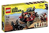 LEGO The Lone Ranger 79108: Stagecoach Escape