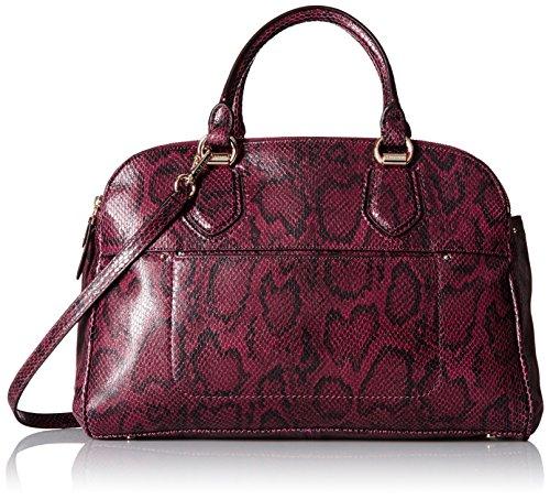 Cole Haan Tali Double Zip Satchel, Tawny Port Snake (Cole Haan Women Handbag compare prices)