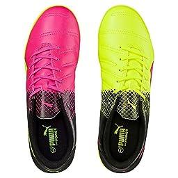 Puma EVOPOWER 4.3 TRICKS Indoor Shoes [PINK] (9.5)