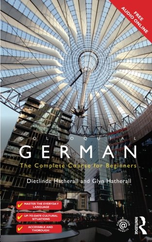 Colloquial German (Colloquial Series (Book Only))