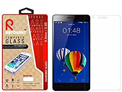 Raydenhy 2.5D Curved Edges 0.33MM Thickness Tempered Glass For Lenovo K3 Note