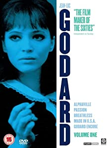 The Jean-Luc Godard Collection: Volume 1 [DVD]