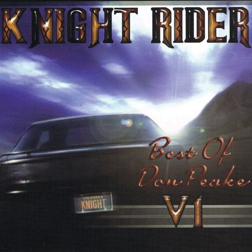 Rider Song Download: Knight Rider CD Covers