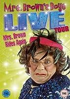 Mrs Brown's Boys Live Tour: Mrs Brown Rides Again [DVD] [2013]